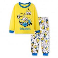 Пижама детская хлопок, zak02-77
