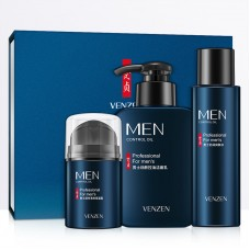 Набор косметический для мужчин в подарочной упаковке Venzen, FZ29190