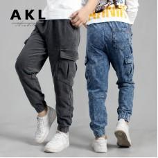 Джинсовые штаны AKL, zak10.1913