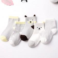 Носки детские с рисунком 5 штук хлопок, zak124-1607597399538-1