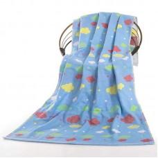 Полотенце хлопковое 3-слойное марлевое 140*70 см, zak140-8002-11