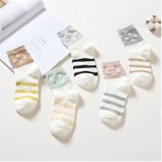 Носки женские 5пар, хлопок 75%, размер 35-39, zak148-zak148-F061