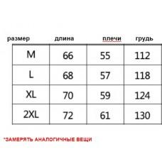 Футболка женская хлопок, zak166-120