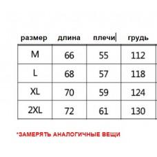 Футболка женская хлопок, zak166-15