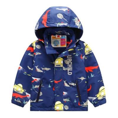 Куртка детская на флисе, zak171-53