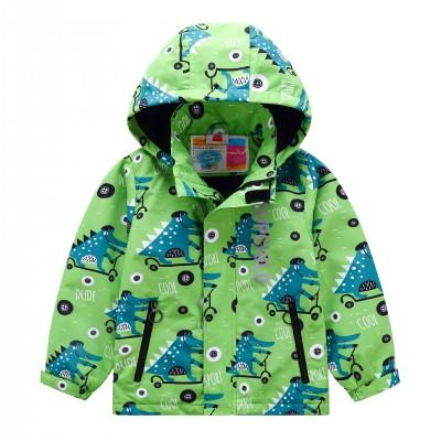 Куртка детская на флисе, zak171-54