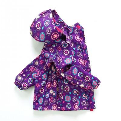 Куртка детская на флисе, zak171-51