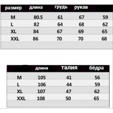 Костюм взрослый горнолыжный Phibee, zak173-81617-3