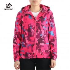 Куртка женская осенне-зимняя softshell Tectop, zak174-80313-3
