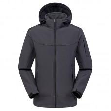 Куртка мужская осенне-зимняя softshell, zak174-822-5