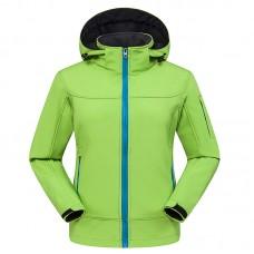 Куртка женская осенне-зимняя softshell, zak174-822-8