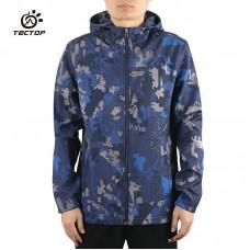 Куртка мужская осенне-зимняя softshell Tectop, zak174-80313-9