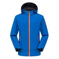 Куртка мужская осенне-зимняя softshell, zak174-822-1