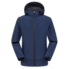 Куртка мужская осенне-зимняя softshell, zak174-822-3