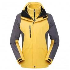 Куртка мужская осенне-зимняя и кофта флис, zak174-405-1