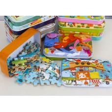 Детская развивающая игрушка, пазлы 13.5*22.5см, вес 0,15кг zak19-1544088709935-3