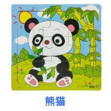 Детская развивающая игрушка, пазлы 15*15см, вес 0,1 кг zak19-1622181990877-27