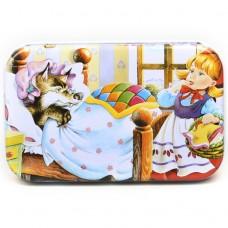 Детская развивающая игрушка, пазлы 13,5*22,5см в металлической коробке, вес 0,15 кг zak19-1544088709935-13