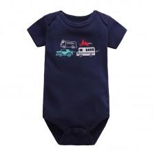 Боди детский короткий рукав хлопок Mother Kids, zak20-16665-5
