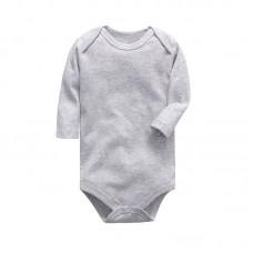 Боди детский длинный рукав хлопок Mother Kids, zak20-DHW001-14