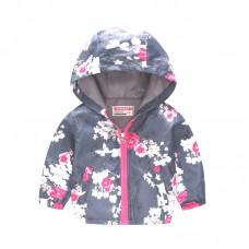 """Куртка детская """"ветровка"""", подклад шелк, вес 0.12 kg, zak25- JK8004.2"""