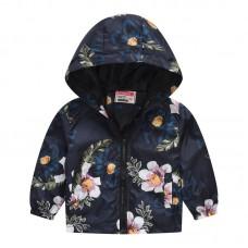 """Куртка детская """"ветровка"""", подклад шелк, вес 0.12 kg, zak25- JK8004.16"""