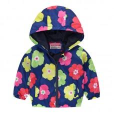 """Куртка детская """"ветровка"""", подклад шелк, вес 0.12 kg, zak25- JK8004.10"""