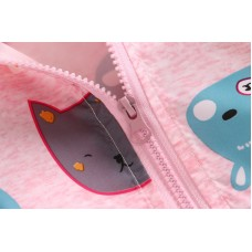 """Куртка детская """"ветровка"""", подклад шелк, вес 0.12 kg, zak25- JK8004.1"""