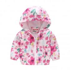 """Куртка детская """"ветровка"""", подклад шелк, вес 0.12 kg, zak25- JK8004.18"""