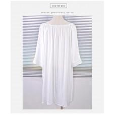 Пляжная блуза Xanyee , zak36-ZS398