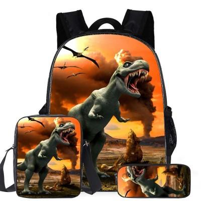 """Набор из 3-х частей (рюкзак 16"""", сумка, пенал) Runningtiger, модель ZZ8-3"""