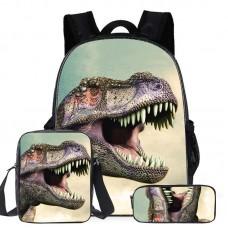"""Набор из 3-х частей (рюкзак 16"""", сумка, пенал) Runningtiger, модель ZZ9-3"""