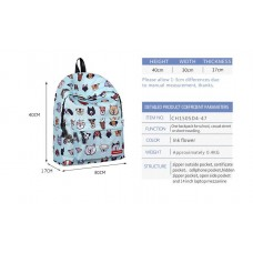 Рюкзак Runningtiger CH1505D4-108,  40*17*30см