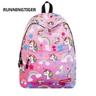 Рюкзак Runningtiger 40*17*30 см, модель D4-61