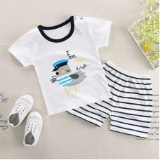 Комплект детский, футболка и шорты хлопок,  zak46-565894453315-14