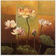 Картина по номерам Цветы 40*50см, zak47-964